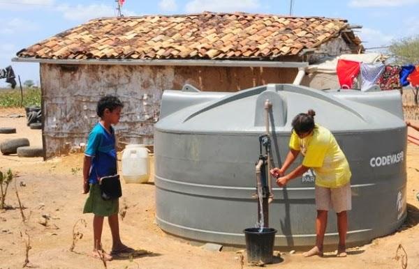 Pablo de melo not cias 60 mil cisternas para o norte de minas for Cisternas de agua a domicilio