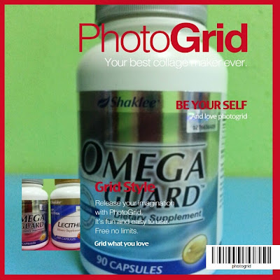 Omega Guard Shaklee NizaHealth