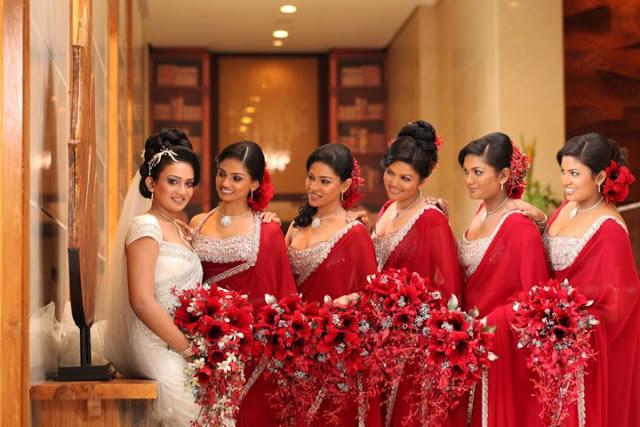 Beauty Culture Srilankan Sinhala Brides Dressings