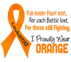 Wear Orange...