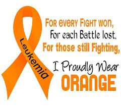 Wear Orange...