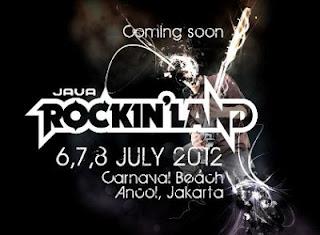java rockin' land 2012