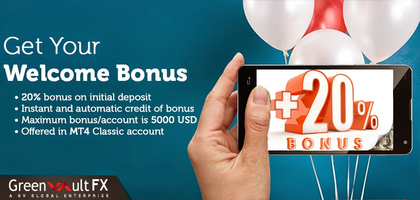best forex bonus offers