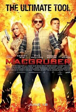 Đặc Vụ Macgruber - Macgruber (2010) Poster