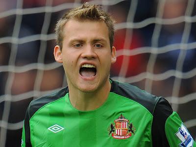 Simon Mignolet - Sunderland AFC (1)