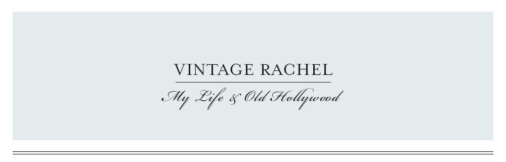 Vintage Rachel