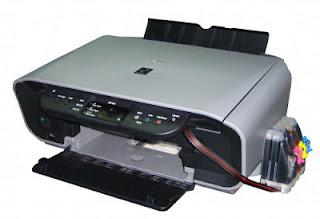 Cara Mudah Memperbaiki Printer Infus Masuk Angin