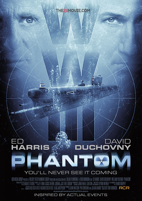 Download Movie : Phantom (2013) HDRip