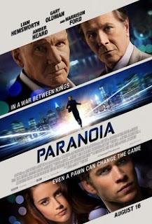 Paranoia ...