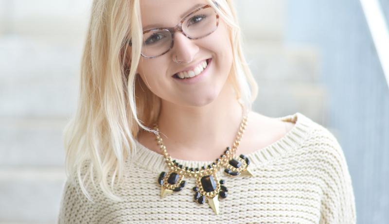 Blogger-Brille-groß-braun