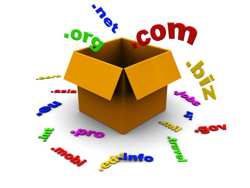 domain names, ideas, design
