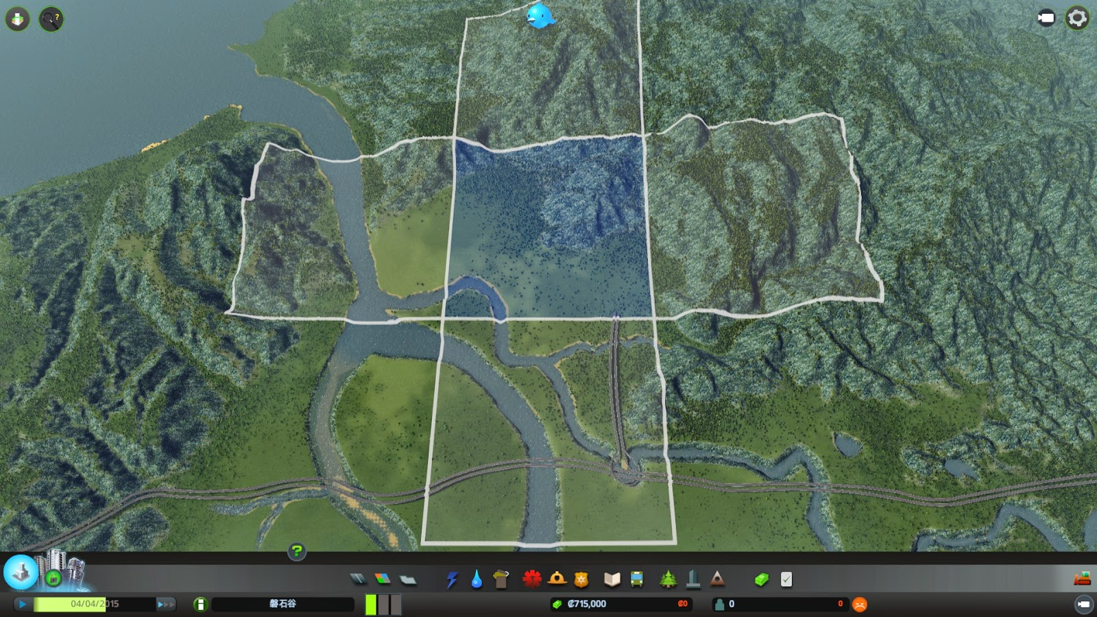 Cities Skylines Infinite Building Mode