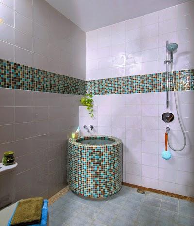 kumpulan desain kamar mandi sederhana minimalis dan modern