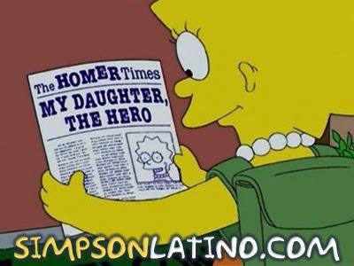 Los Simpson 15x22