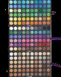 Trusa 180 culori