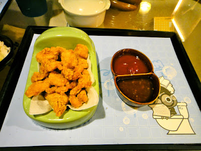 Chicken Karage Modern Toilet Restaurant Ximending Taiwan