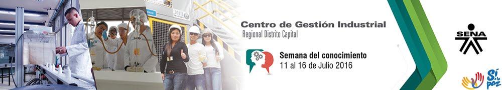 Centro de Gestión Industrial