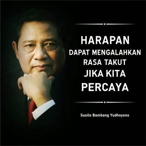 Kata kata bijak susilo bambang yudhoyono
