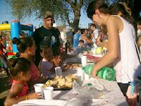 Festejo de Reyes en Olavarría