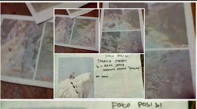 Foto Lokasi Eri Yunanto Terjatuh Ke Kawah Merapi, Dimana Korban Ditemukan