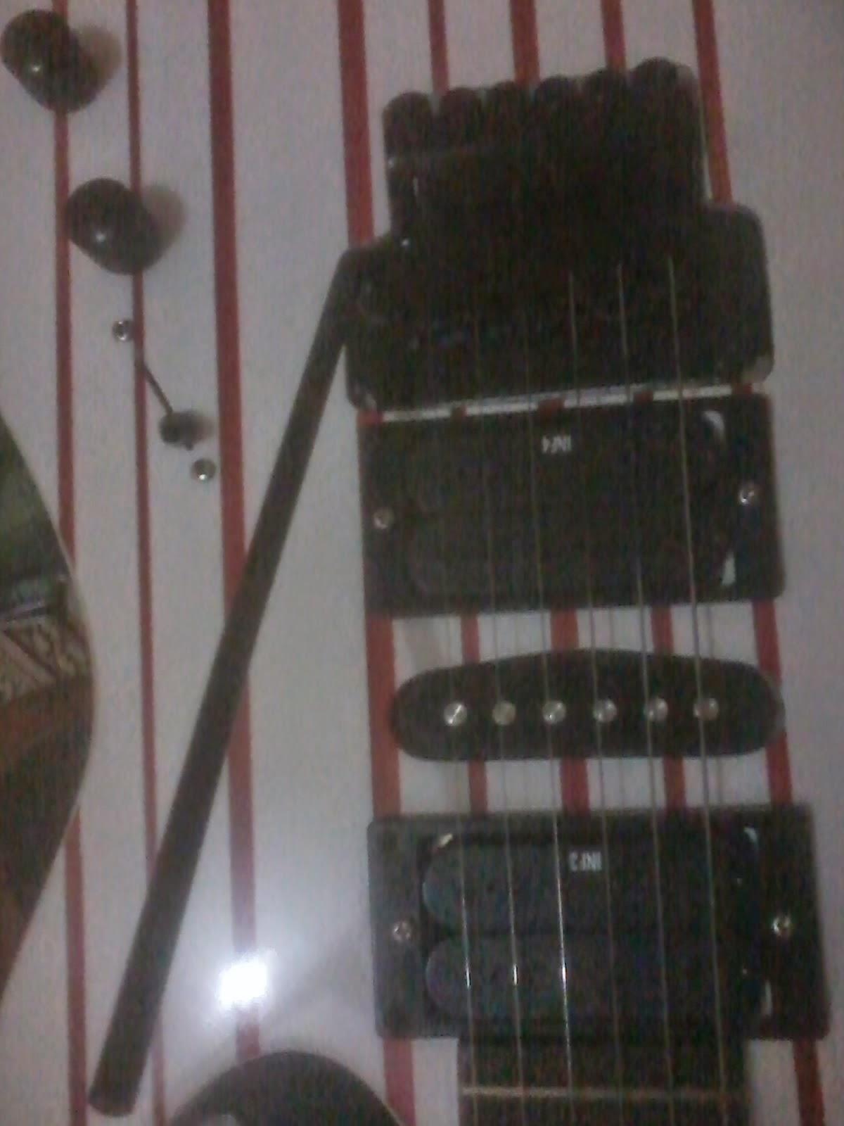 tips mengatasi handle gitar yang longgar