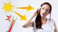 Efectos que quizás no conocías del calor en tu cuerpo