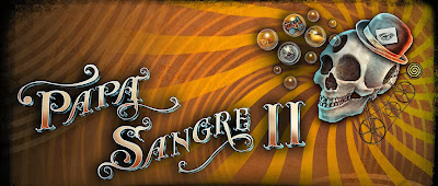 Watch Papa Sangre gameplay video walkthrough let's play