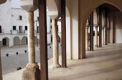 Vestigios visigodos en el casco histórico de Badajoz