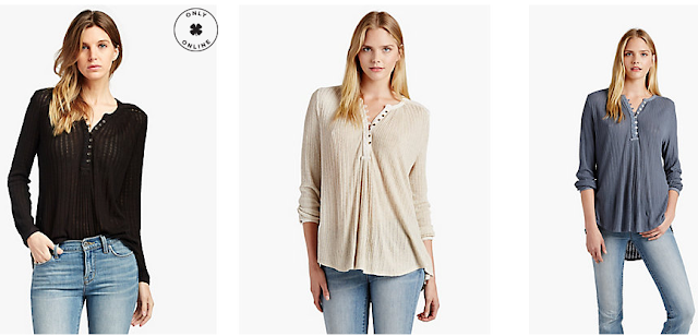 Lucky Brand Holiday Fashions