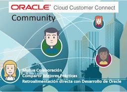 Oracle's premier online cloud community