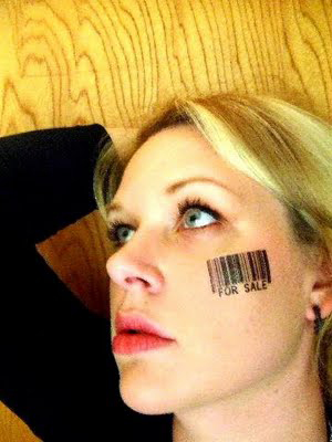 Barcode Tattoo