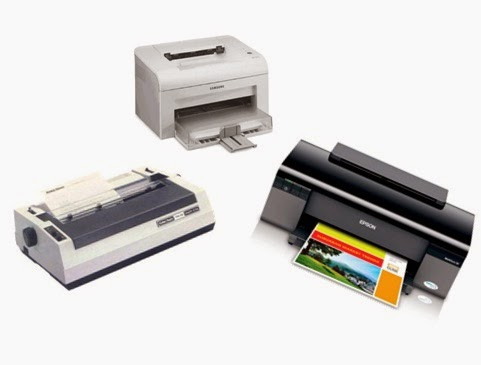 Pengertian Printer dan Jenis Printer