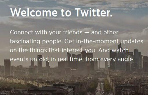 Cara menambah follower di twitter