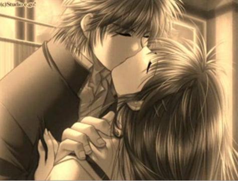 imágenes animadas de beso
