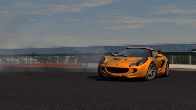 Lotus Exige Assetto Corsa
