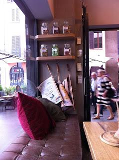 caffè in centro a milano