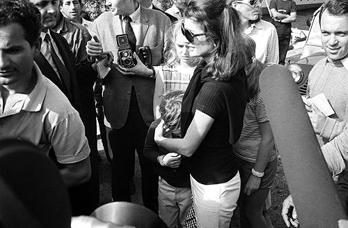 Jacqueline Kennedy and Aristotle Onassis Wedding