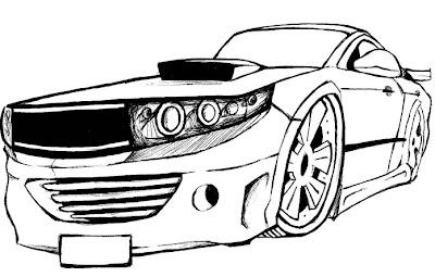 Desenho como desenhar Carros  tunado fusca agile pintar e colorir