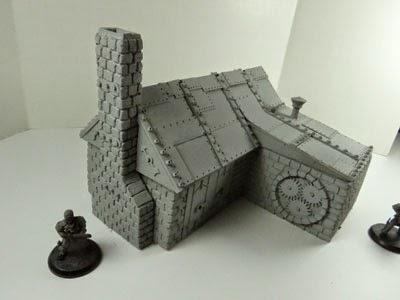 Novus Design Studio: Steampunk Victorian House