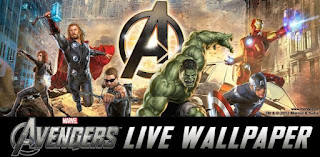 The Avengers Live Wallpaper apk Android Game