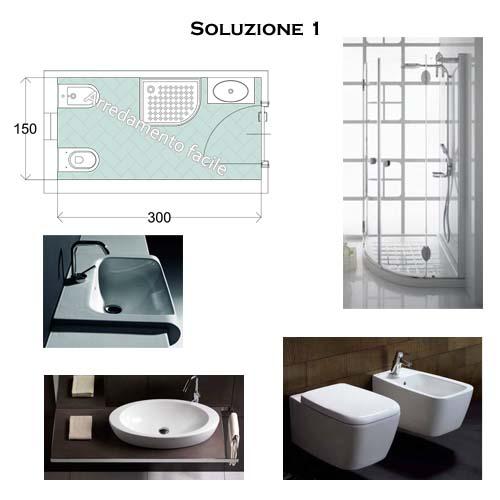 Bagno Piccolo Soluzioni Idee Di Design Per La Casa
