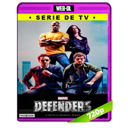The Defenders (2017) Temporada 1 Completa WEBRip 720p Audio Dual Latino-Ingles