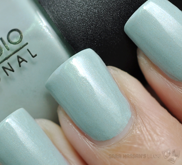 Color Studio Pro Nail Color - Mint