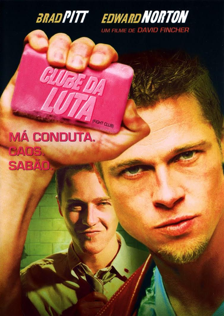Filme Clube Da Luta Dublado AVI DVDRip