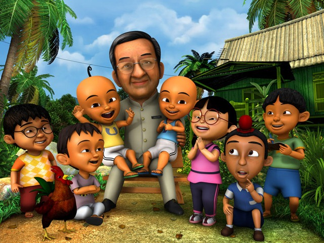 Upin & Ipin - Film Kartun Anak Anak Baru - video dailymotion
