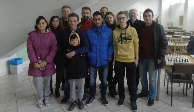Την παραμονή της στην Α' Εθνική διεκδικεί η ομάδα Σκάκι του Εθνικού Αλεξανδρούπολης