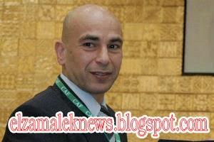 حسام حسن المدير الفني للإتحاد السكندري