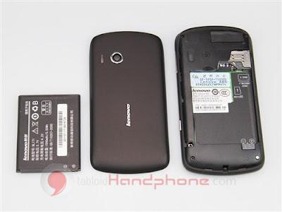 Levono A60 : Ponsel Android Dual Sim www.tabloidhandphone.com