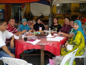 MESYUARAT REUNION SMK TENOM