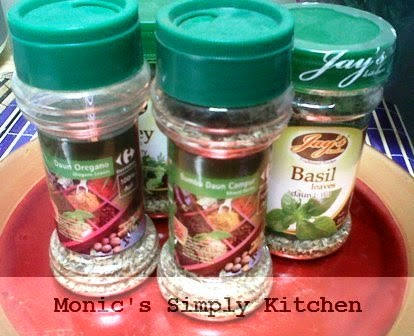 bumbu mix herbs